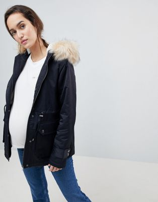 Parka Ultimate de ASOS MATERNITY