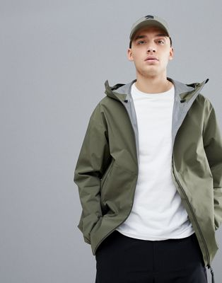 Peak Performance Prime Jacket In Dark Green