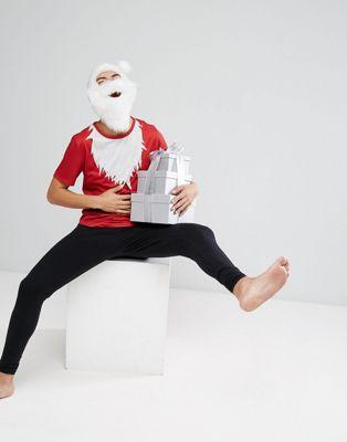 Pijama navideño con Papá Noel de SSDD