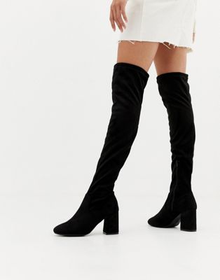 Pimkie Heeled Over the Knee Boot