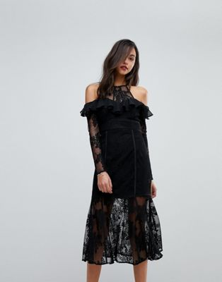 Платье миди The Jetset Diaries
