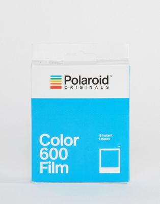Polaroid Impossible Project Colour Film For 600