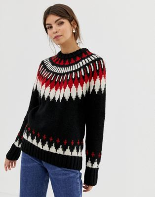 Polo Ralph Lauren fairisle sweater