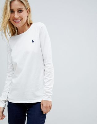 Polo Ralph Lauren long sleeve logo tee
