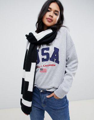 Polo Ralph Lauren - Sportieve sjaal met logo
