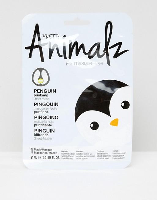 Pretty Animalz Penguin - Masque-tissu