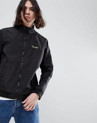 Image 1 of Primitive Relay Track Jacket In Black