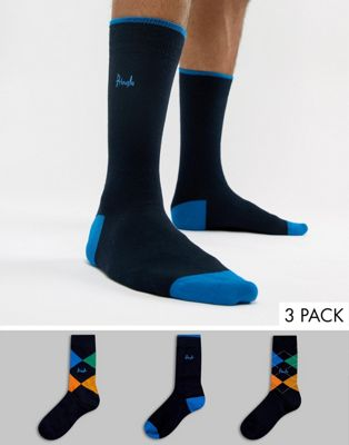 Pringle 3 pack gift set socks