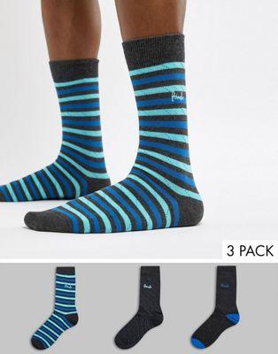 Pringle - Alloa - Set van 3 sokken