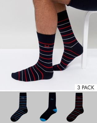 Pringle Socks In 3 Pack Gift Set