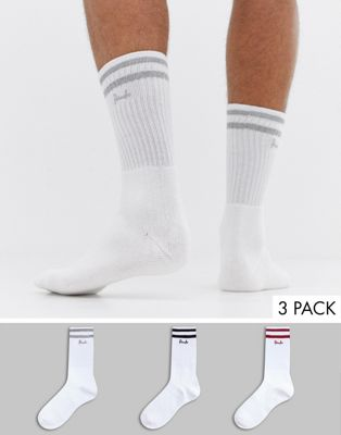Pringle sports socks 3 pack