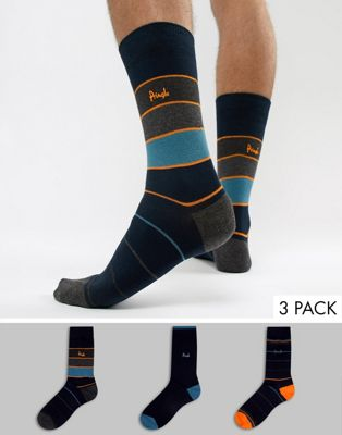 Pringle Stonehaven socks 3 pack