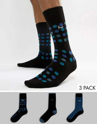 Pringle Viewpark socks 3 pack