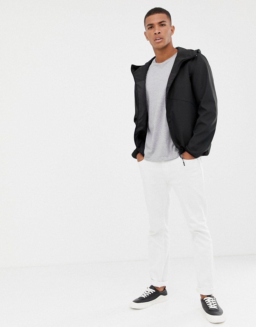 Produkt Hooded Windbreaker Jacket by Produkt