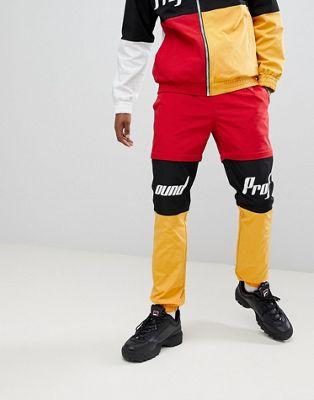 Profound Aesthetic - Racing - Pantalon de jogging - Multicolore
