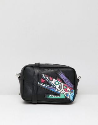 PS by Paul Smith croc mini cross body