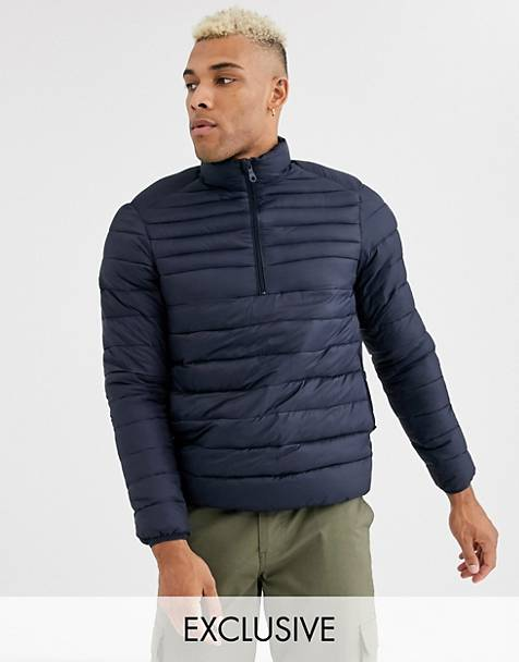 super popular b29ea d8f25 Men's Quilted & Padded Coats & Jackets | ASOS