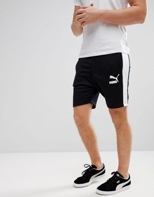 Puma Archive T7 Shorts In Black 57502901