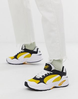 Image 1 of Puma Cell Viper sneakers in white
