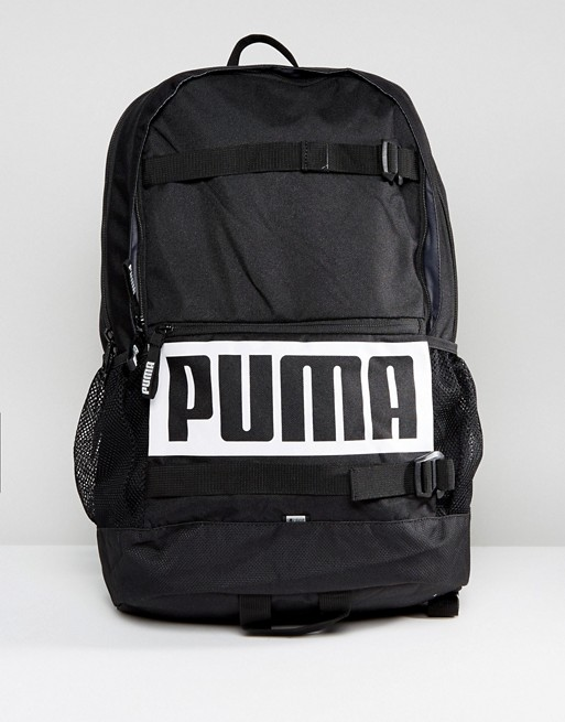 0a3c9a2bb3 Puma Deck Backpack In Black 7470601