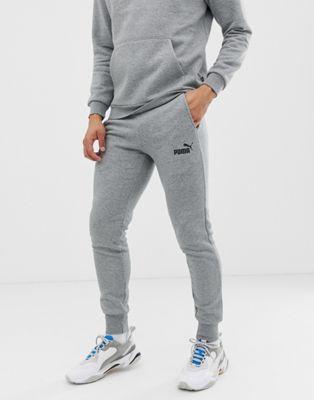 Immagine 1 di Puma Essentials - Joggers skinny grigi