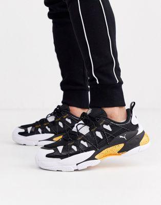 Puma – LQD Cell Omega Density – Schwarze Sneaker