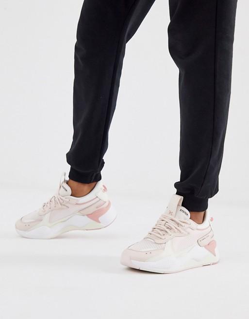Puma – Rs-X Tech – Sneaker in Rosa