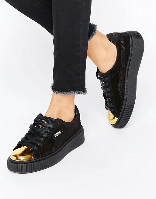 scarpe puma oro