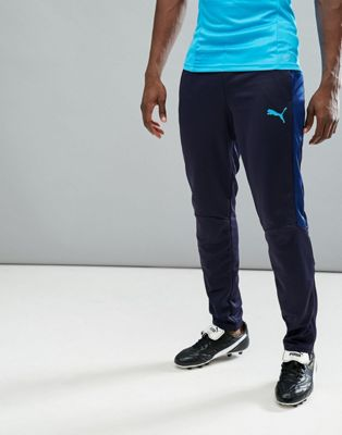 Puma Soccer evoTRG Training Pants In Navy 65534050