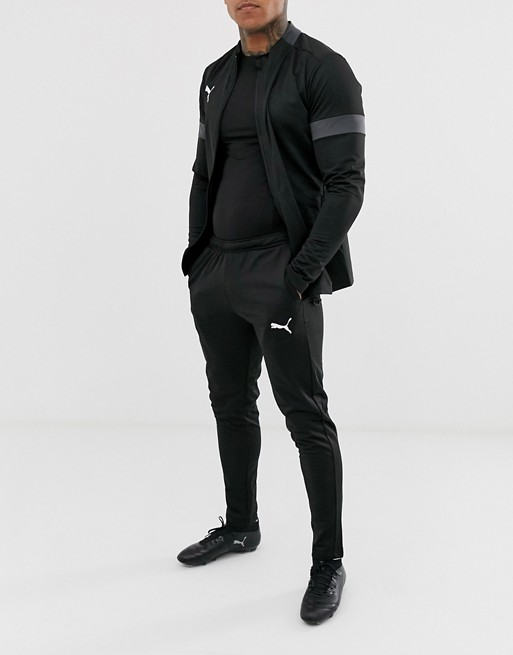 Puma Soccer play tracksuit in black