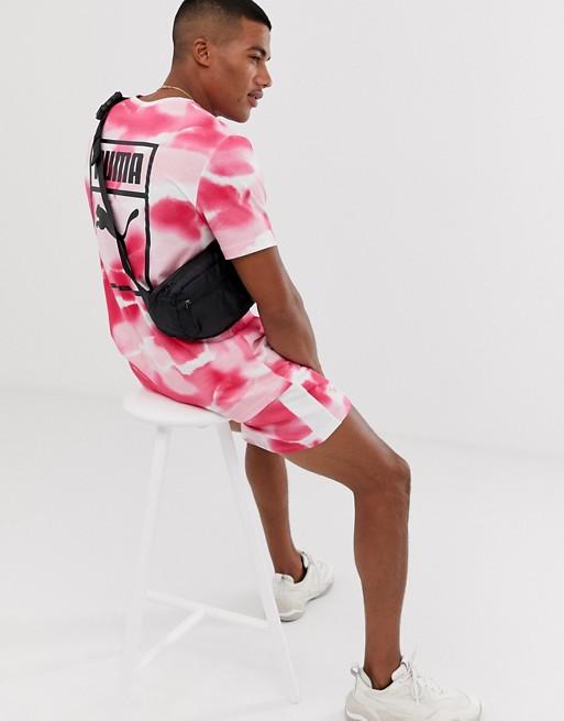 Effet T Rose Shirt Puma Tie Dye 0OwPnk