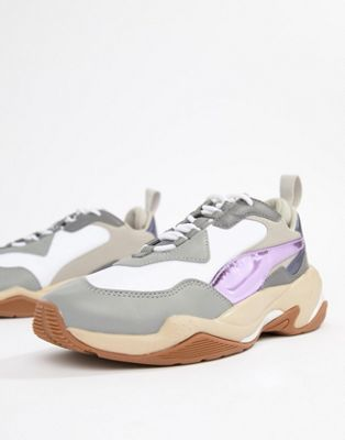 Puma Thunder Electric Lavender Trainers