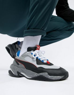 Puma - Thunder Electric - Sneakers in grijs 36799602