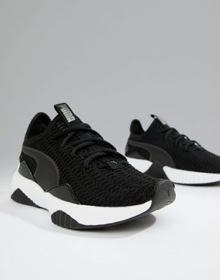 Puma Training Defy Sneakers In Black