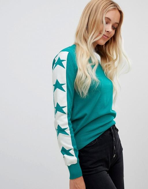 QED London – Langärmliger Pullover