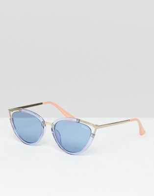 Quay Australia Hearsay cat eye sunglasses