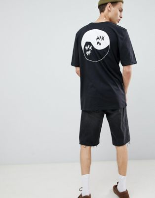 Quiksilver - Good Bad - T-shirt nera