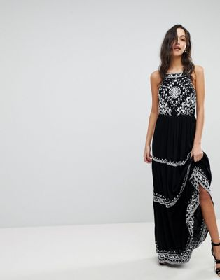 Raga Pyramids Of Geeza Maxi Dress