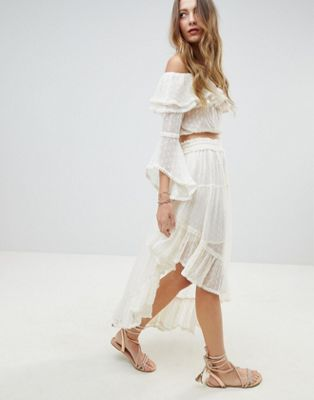 Rahi Cali Dreamy Asymmetric Skirt