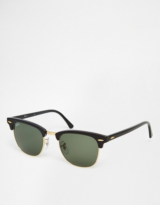 Ray-Ban 0RB3016 Clubmaster sunglasses