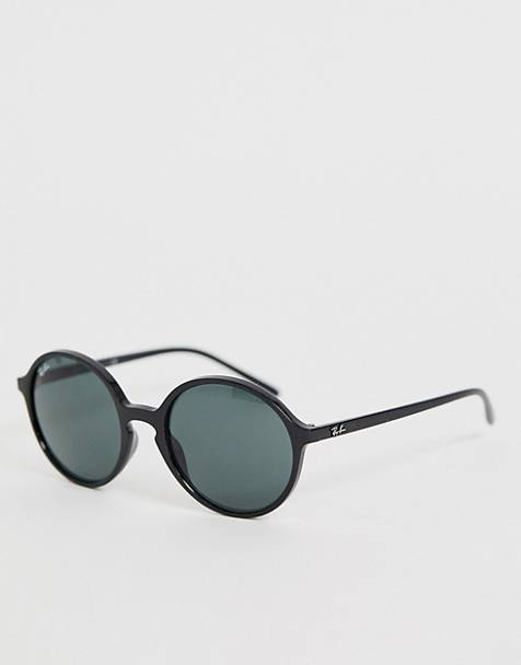 Ray-Ban 0RB4304 round sunglasses