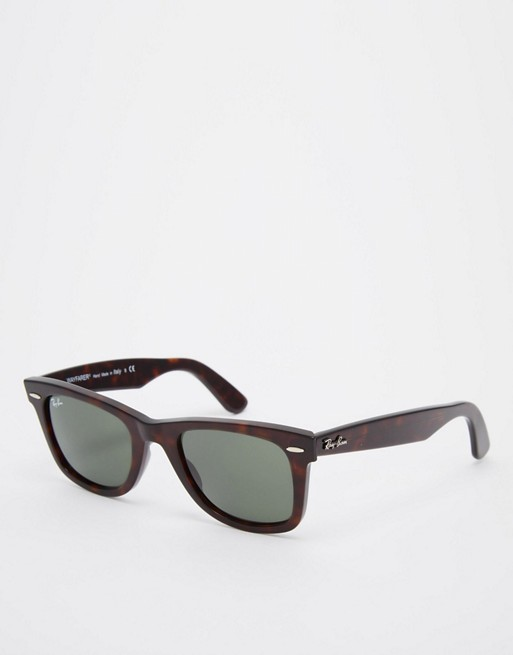 0eb36a87f7 Ray-Ban original Wayfarer sunglasses 0rb2140