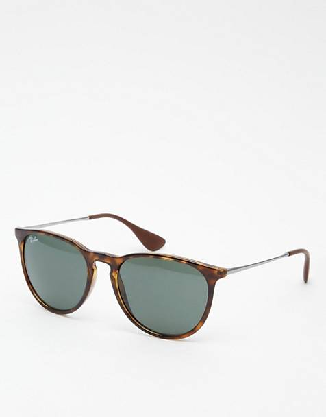 Ray-Ban round Erika sunglasses 0rb4171