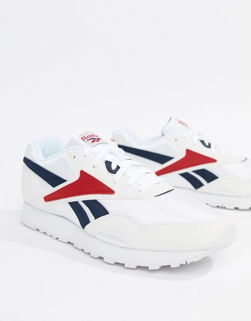 a6dad5818c6 Reebok Rapide OG Sneakers In White CN6001