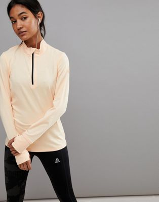Reebok Running Zip Up Top