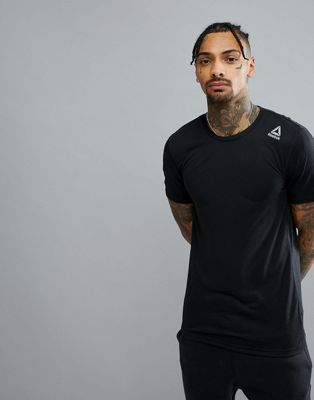 Reebok Training - Supremium 2.0 - Tshirt in zwart bk6310
