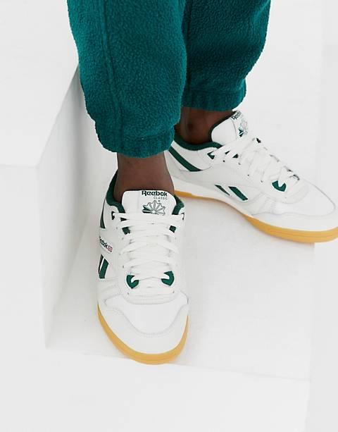 Reebok Unphased Pro Vintage Sneakers White
