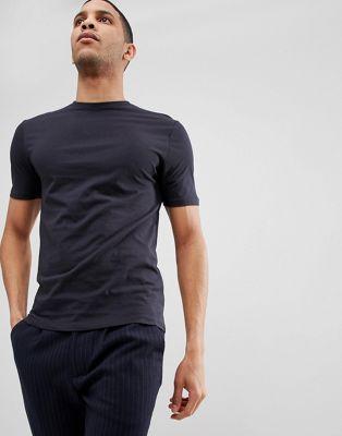 Reiss - T-shirt met ronde hals