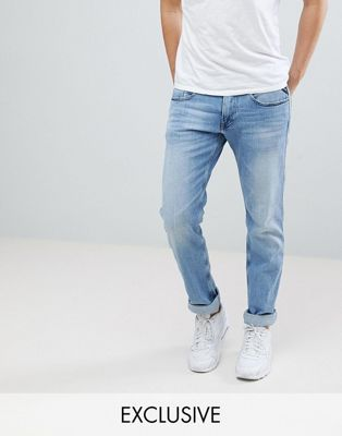 Replay Anbass Slim Jeans Lightwash