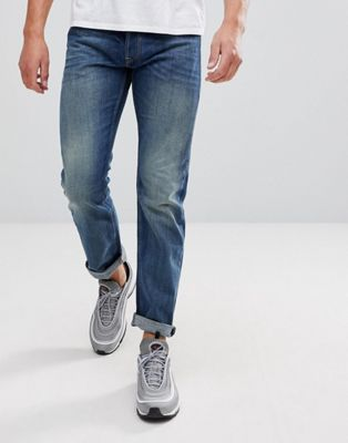 Replay Grover Straight Jeans Light wash